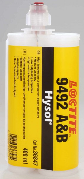 LOCTITE EA 9492 Strukturklebstoff (2K Epoxy), 50 ml Doppelkartusche
