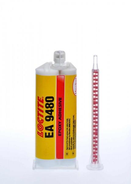 LOCTITE EA 9480 Strukturklebstoff (2K Epoxy), 50 ml Doppelkartusche