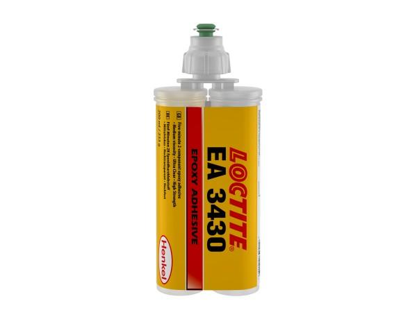 LOCTITE EA 3430 Strukturklebstoff (2K Epoxy), 200 ml Doppelkartusche