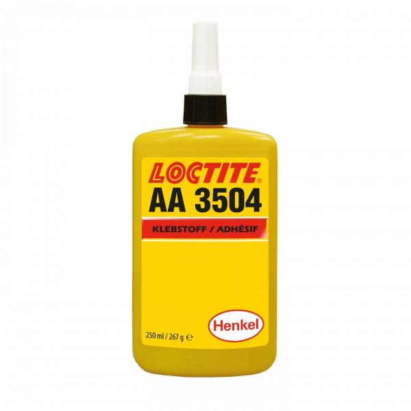 LOCTITE AA 3504, Strukturklebstoff (2K Acrylat), 1 l Flasche