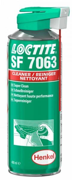 LOCTITE SF 7063, Reiniger und Entfetter, 400 ml Sprühdose
