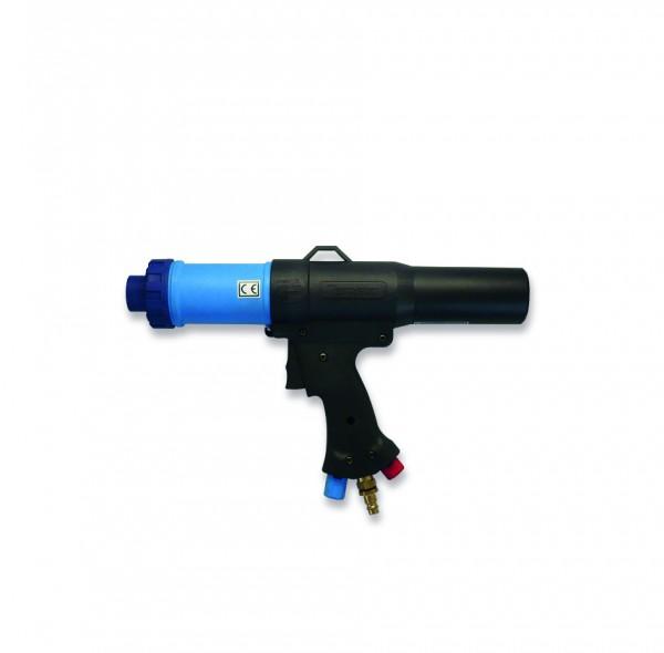 1K-Dosier-Sprühpistole (pneumatisch) für 290ml 300 ml Kartuschen