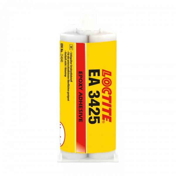 LOCTITE EA 3425 Strukturklebstoff (2K Epoxy), 50 ml Doppelkartusche