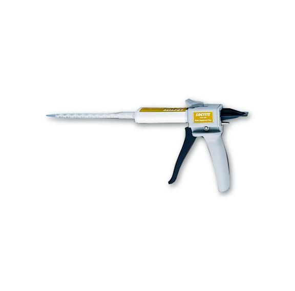 2K-Dosierpistole manuell für 2x25ml-Kartuschen