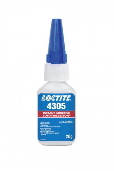 LOCTITE 4305, Sofortklebstoff, 1 lb Flasche