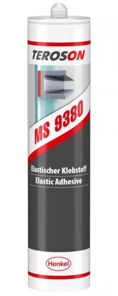 TEROSON MS 9380, SMP-Klebstoff, grau, 290 ml Kartusche