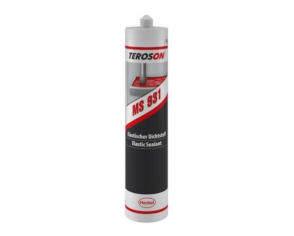 TEROSON MS 931, SMP-Klebstoff, grau, 290 ml Kartusche