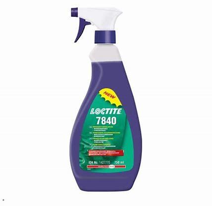 LOCTITE SF 7840 Bauteilreiniger, universell einsetzbar, 750 ml-Flasche