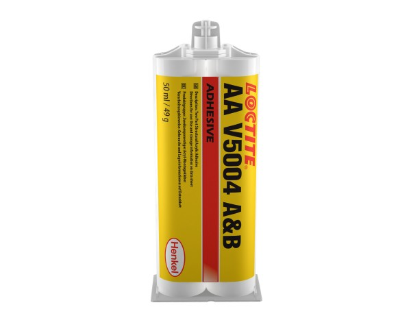 LOCTITE AA V5004, Strukturklebstoff (2K Acrylat), 50 ml Doppelkartusche
