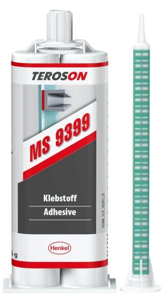 TEROSON MS 9399, SMP-Klebstoff, grau, 50 ml Doppelkartusche