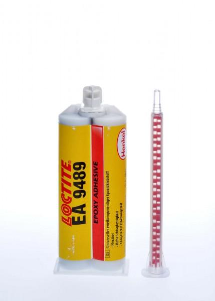 LOCTITE EA 9489 Strukturklebstoff (2K Epoxy), 400 ml Doppelkartusche