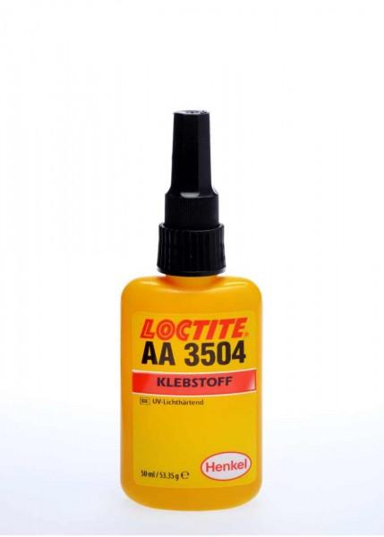 LOCTITE AA 3504, Strukturklebstoff (2K Acrylat), 50 ml Flasche