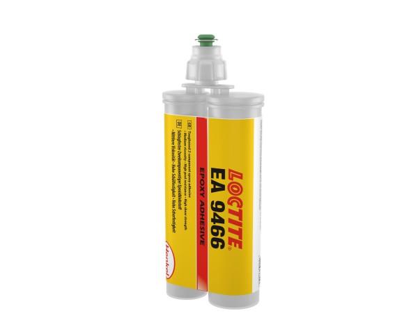 LOCTITE EA 9466 Strukturklebstoff (2K Epoxy), 400 ml Doppelkartusche