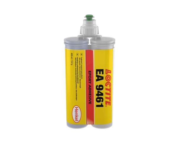 LOCTITE EA 9461 Strukturklebstoff (2K Epoxy), 400 ml Doppelkartusche