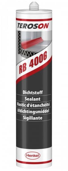 TEROSON RB 4006, 1K-Butyl-Dichtstoff, grau, 310 ml Kartusche