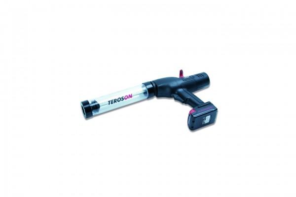 1K-Dosierpistole (Akkubetrieb) für 300/290/310 ml Kartuschen