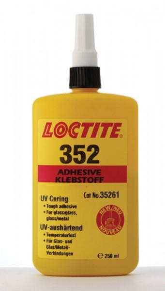 LOCTITE AA 352, Strukturklebstoff (2K Acrylat), 250 ml Flasche