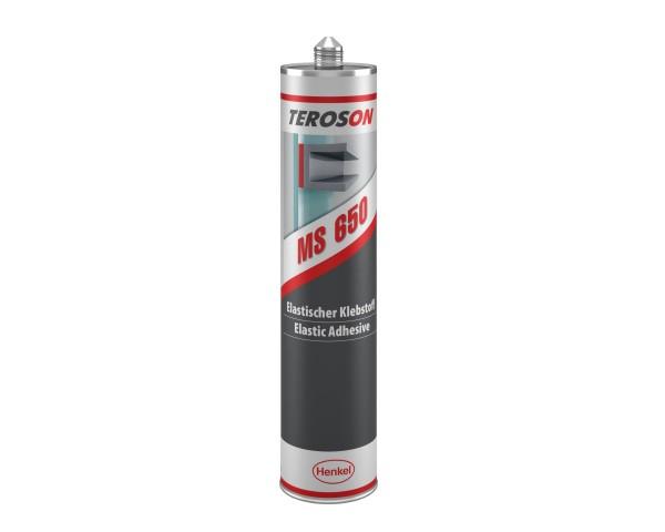TEROSON MS 650, SMP-Klebstoff, schwarz, 290 ml Kartusche