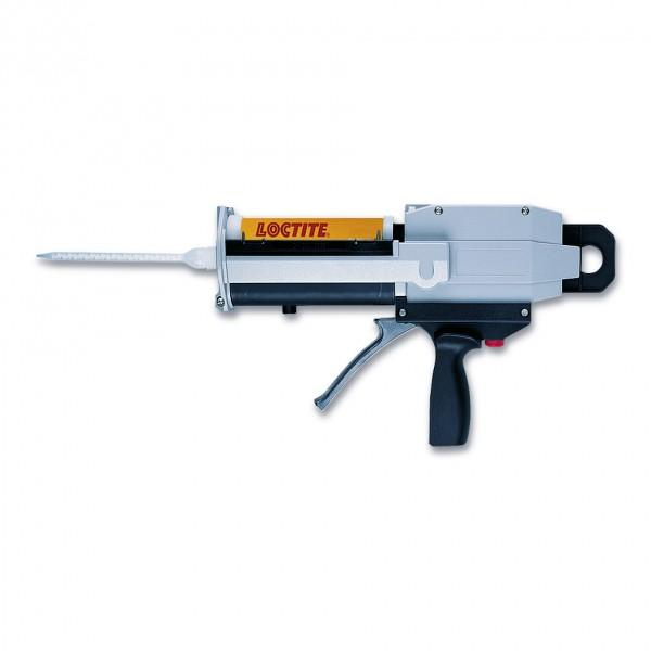 Manuelle 2K-Dosierpistole für 200 ml-Doppelkartuschen