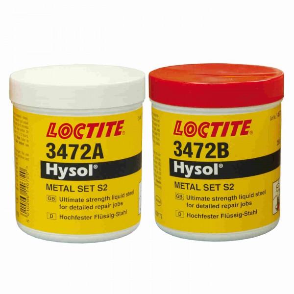 LOCTITE EA 3472 2K-Epoxidklebstoff, fließfähig, 500 g
