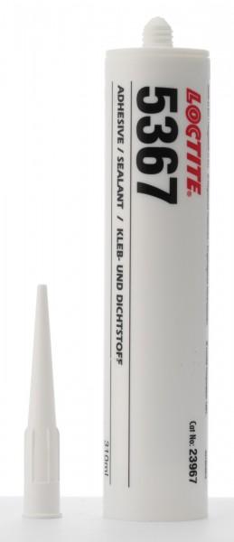 LOCTITE SI 5367, 1K-Silikon, weiß, 310 ml Kartusche