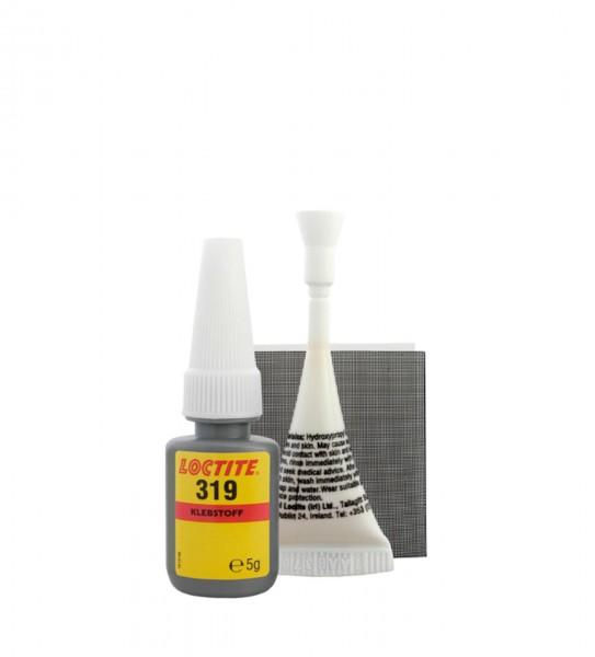 LOCTITE AA 319/7649, Stukturklebstoff - Glass-Metall Klebeset, 5 g/4 ml Set
