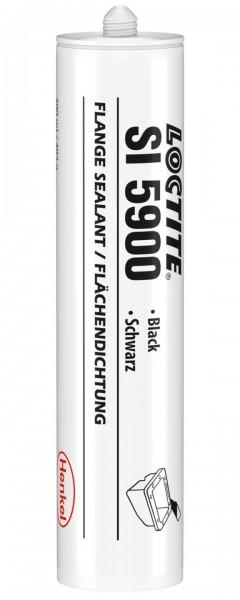 LOCTITE SI 5900, 1K-Silikon, schwarz, 300 ml Kartusche