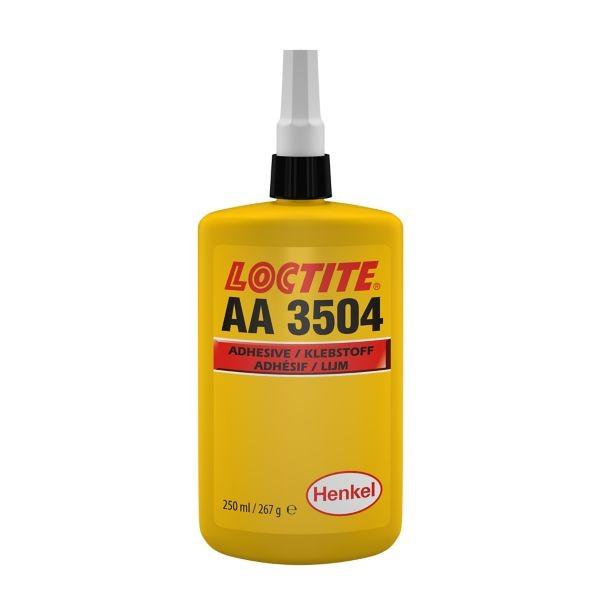 LOCTITE AA 3504, Strukturklebstoff (2K Acrylat), 250 ml Flasche