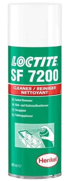 LOCTITE SF 7200, Flächendichtungen-Reiniger, 400 ml Sprühdose