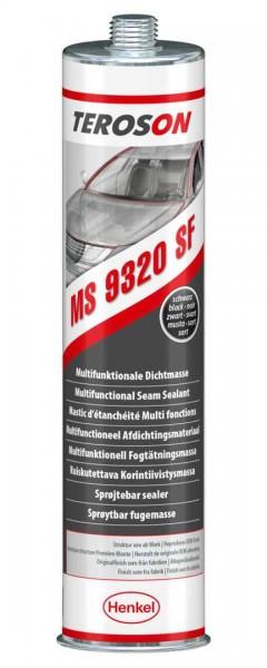 TEROSON MS 9320 SF, SMP-Klebstoff, schwarz, 300 ml Kartusche
