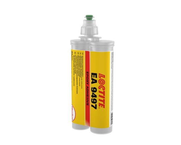 LOCTITE EA 9497 Strukturklebstoff (2K Epoxy), 400 ml Doppelkartusche