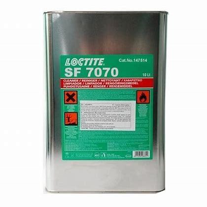 LOCTITE SF 7070, Reiniger und Entfetter, 10 l Kanister