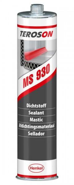 TEROSON MS 930, SMP-Klebstoff, weiß, 310 ml Kartusche