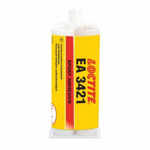 LOCTITE EA 3421 Strukturklebstoff (2K Epoxy), 200 ml Doppelkartusche