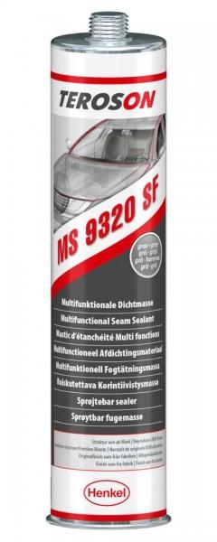 TEROSON MS 9320, SMP-Klebstoff, grau, 300 ml Kartusche