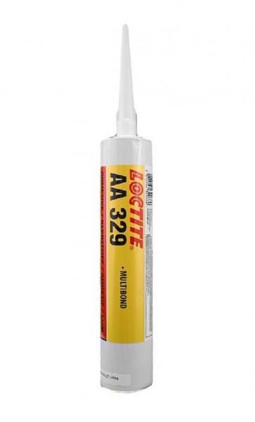 LOCTITE AA 329, 2K-Acrylat-Strukturklebstoff, 315 ml Kartusche
