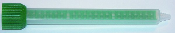 Statischer Mischer für 2K-Polyurethan-Klebstoffe, 2 x 125 ml, 1:1