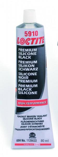 LOCTITE SI 5910, 1K-Silikon, schwarz, 80 ml Tube
