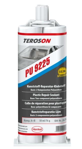 TEROSON PU 9225, 2K-PU-Klebstoff, 250 ml Doppelkartusche